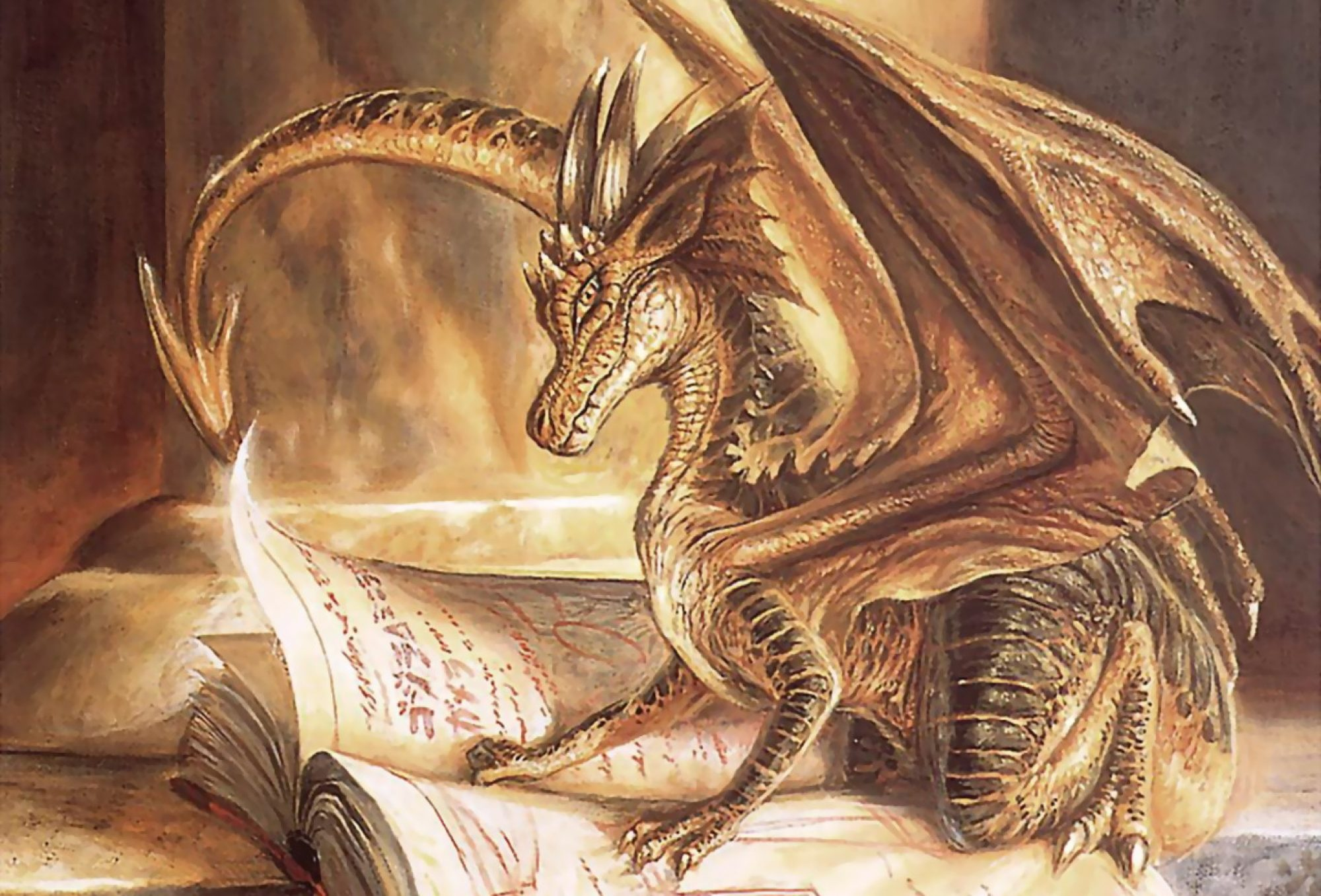 All Dragons Read